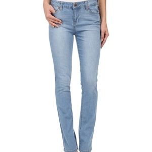 Liverpool Straight Mid Rise Jeans